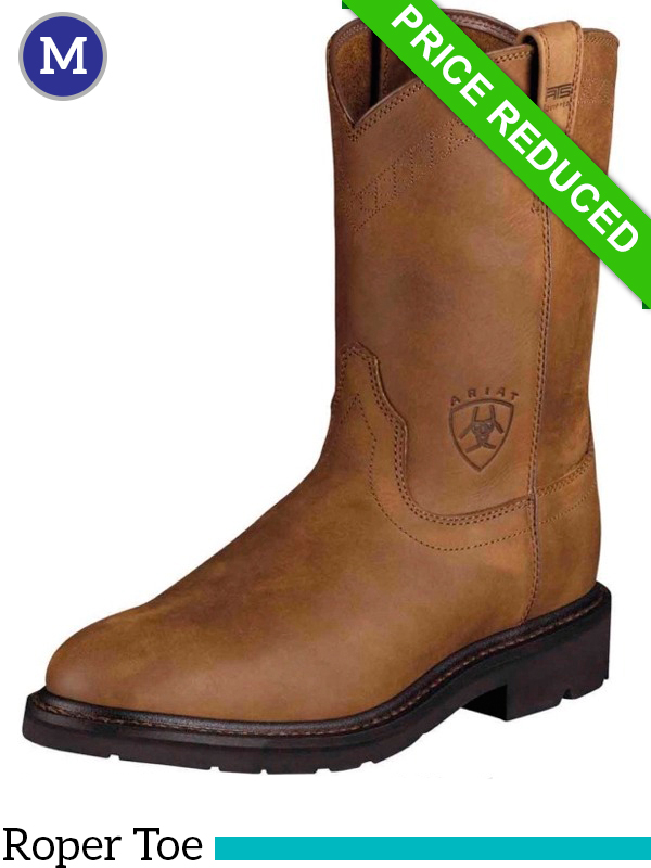 7.5D Medium Ariat Men's Boot CLEARANCE