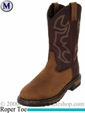 7 EE Wide Rocky Men's Boots