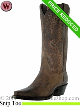 7B 7.5B 8.5B & 9.5B Medium Women's Dan Post Boots