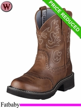 8B & 10B Medium Women's Ariat Boots