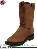 7C Wide Justin Women's Boot