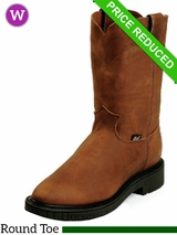 7C Wide Justin Women's Boot CLEARANCE