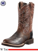 8.5EE Men's Ariat Boots