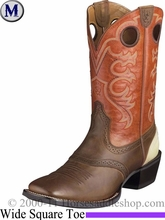 SOLD 9.5EE Wide Men's Ariat Boots