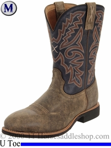 10.5D & 11D Medium Men's Twisted X Boots