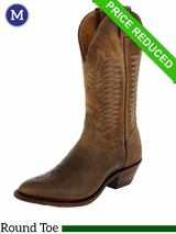 10D  Medium Men's Boulet Boots CLEARANCE