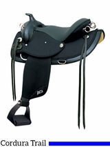 "16"" to 17"" Abetta Draft Comfort Trail Saddle 20551"