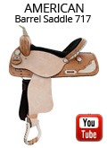 American Saddlery Silver Racer 717 Video Review