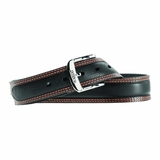 Ariat Men's Black and Tan Western Belt A10005802