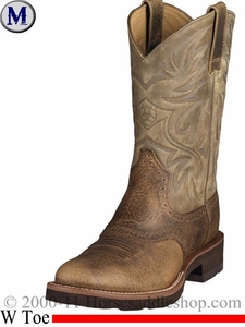 Ariat Men's Heritage Crepe Boots W Toe Earth 2559