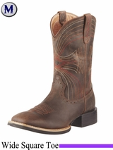 Ariat Men's Sport Wide Square Toe Boots 10010963