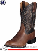 Ariat Mens Heritage Horseman Boots W Toe Maple 2581