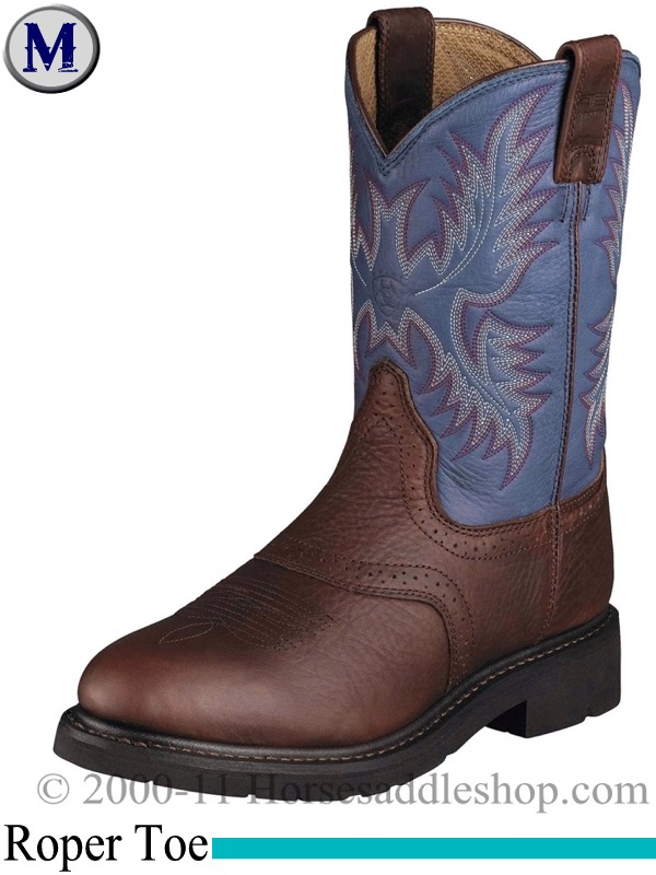 Ariat Cowboy Boots: the Brand - Purple Sage Western Riding & Gear