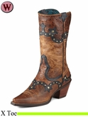 DISCONTINUED Ariat Women's Cowboy Rogue Boots 8778