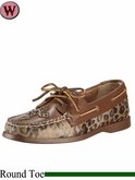 Ariat Women's Gypsy Soule Collection Safari Soule Boat Shoes 10009531