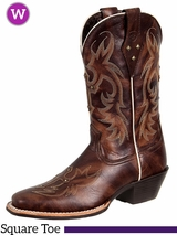 Ariat Women's Legend Spirit Boots Yukon Brown 10007953