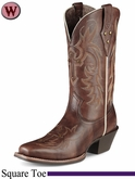 Ariat Women's Legend Spirit Boots Yukon Brown 7953
