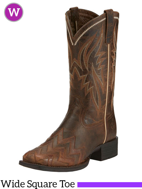 ariat s on point square toe boots 10015352