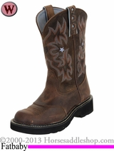 Ariat Women's Probaby Boots Fatbaby Toe 1132