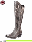 DISCONTINUED Ariat Women's Western Fashion Hacienda Boots 10254