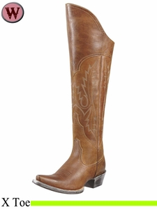 DISCONTINUED Ariat Women's Western Fashion Murietta Boots 10251