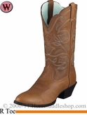Ariat Women's Western Heritage R Toe Boots Timber 4736