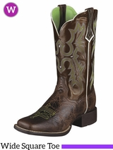 Ariat Womens Brown Tombstone Boots 10005867