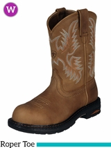Ariat Womens Tracey Pull On Composite Toe Boots 8634