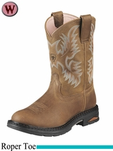 Ariat Womens Tracey Pull On Composite Toe Boots 10008634