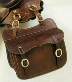Aussie Saddle Pocket atjt73-8914
