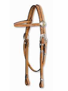 Barrel Racing Headstall hsy 206-4807
