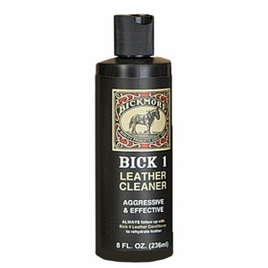 Bick 1 Leather Cleaner 8oz. 03052
