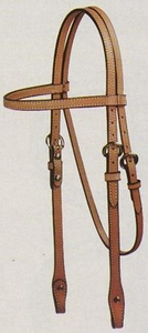 Big Horn Browband Headstall hsbh3552