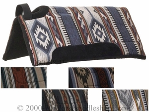 "Big Horn Tuffy Cut Back Built Up Saddle Pad 7905 32"" x 32"""