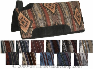 "Big Horn Tuffy Cutback Saddle Pad 32""L x 32""D 7906"