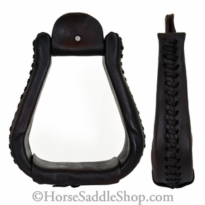 Big Stirrups for the Large Boot by Reinsman strs4999
