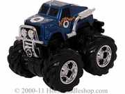 Bigtime Rodeo Blue Monster Truck - Nightmare 50732