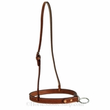 Billy Cook Basket Tooled Leather Noseband 15-312