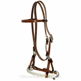 Billy Cook Double Rope Nose Side Pull 15-3006