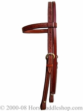 Billy Cook Floral Browband Headstall 11-822
