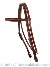 DISCONTINUED Billy Cook Headstall 11-989