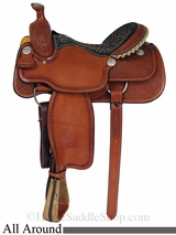 Billy Cook Ladies All Around Saddle 2042