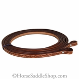 Billy Cook Floral Reins 14-515
