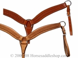 Billy Cook Running W Breast Strap 12-976