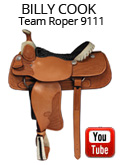 Billy Cook Team Roper 9111 Video Review