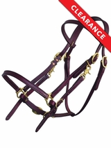 Tucker Halter Bridle Lite Cob 109 CLEARANCE