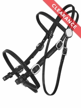 Tucker Saddles Pleasure Trail Bridle 313 CLEARANCE