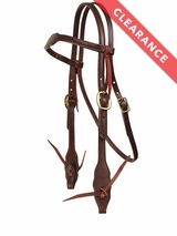 Tucker Santa Fe Trail Headstall 166 CLEARANCE