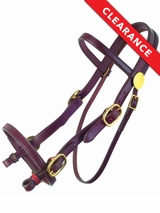Tuckers Plantation Bridle 113 CLEARANCE