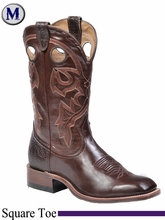 Boulet Boots Men's Medium Square Toe Boot 8139
